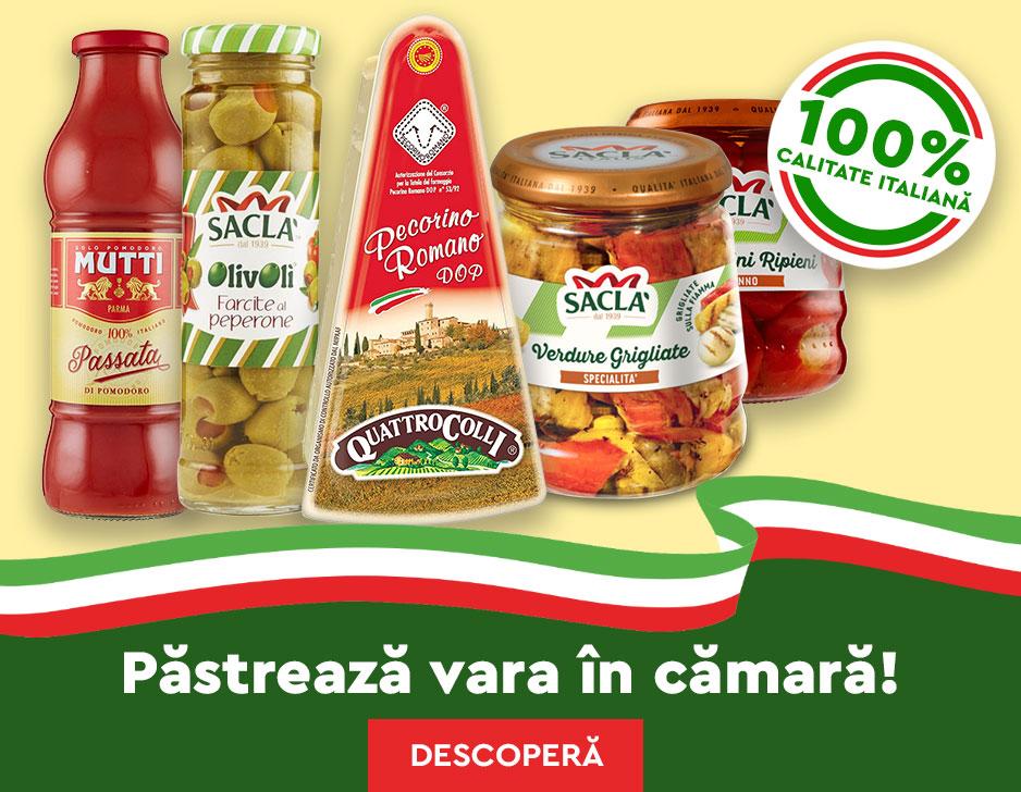Bunatati italienesti
